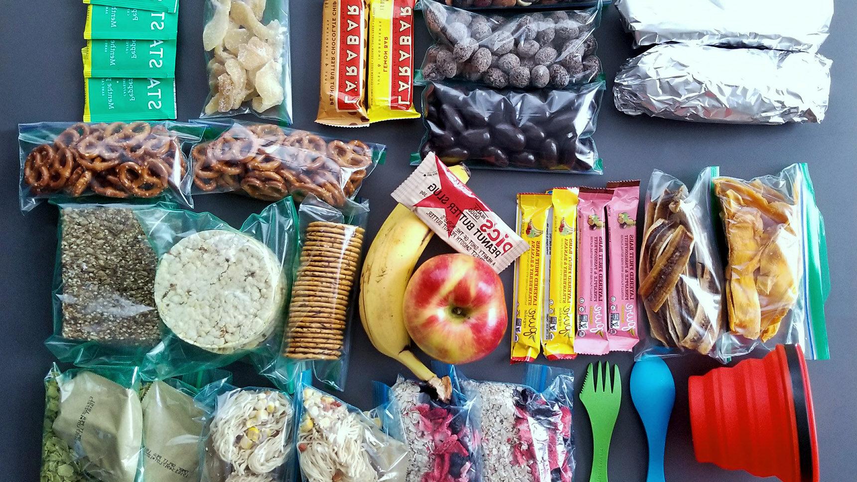 Какие продукты можно провозить в ручной клади в самолете